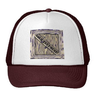 That's just Crate! - Yellow Wood - Trucker Hat