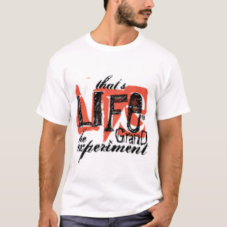 That's Life Grand Experiment Light T-Shirt