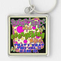 keychain, son, jesus, inspirational, birthday, wedding, bible, faith, love, bff, friends, Keychain with custom graphic design