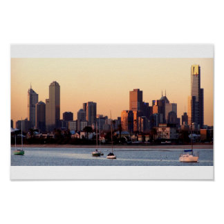 That's Melbourne Print