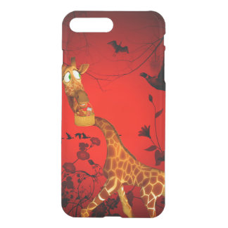 That's my easter chocolate, funny giraffe iPhone 8 plus/7 plus case