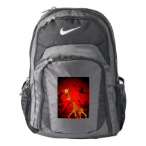 That's my easter chocolate nike backpack
