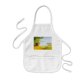 That's my girl! kids' apron