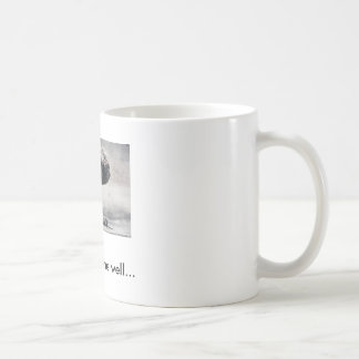 That's not gone well... coffee mugs