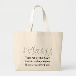 That's not my stick figure family... tote bags
