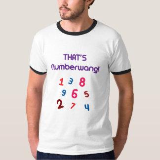 That's Numberwang! T-Shirt