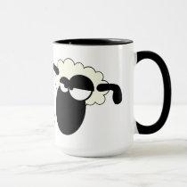 That's right, I'm a sheep Mug