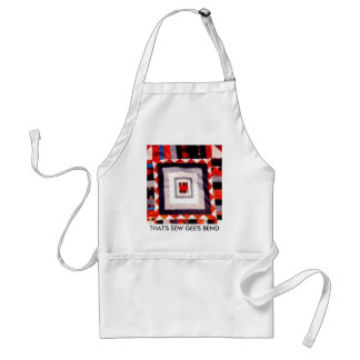 THAT'S SEW GEE'S BEND APRON