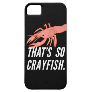 That's so crayfish. iPhone SE/5/5s case