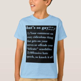 That's So Gay T-Shirt