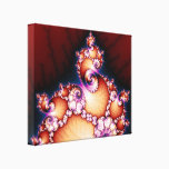 Thats The Point - Fractal Art Canvas Print