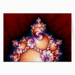 Thats The Point - Fractal Art Card