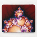 Thats The Point - Fractal Art Mouse Pad