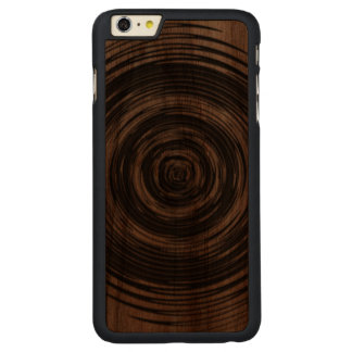 That's the thing carved® walnut iPhone 6 plus case