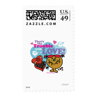 That's the Trouble with Love! Stamps