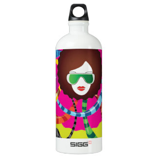 Thats the way we girls are !! water bottle