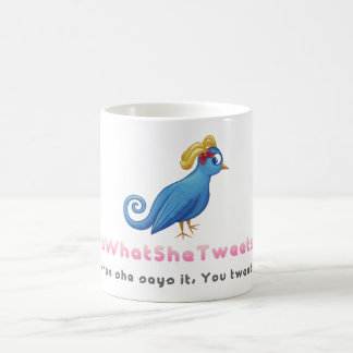 That's What She Tweets Mig Coffee Mug