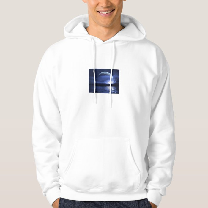 Thats why they call it the present hoodie