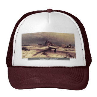 Thaw By Wassiljew Fjodor Alexandrowitsch Hats