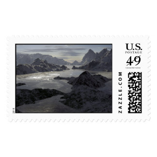 thawing postage stamps