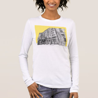Thaye Hotel in yellow Long Sleeve T-Shirt