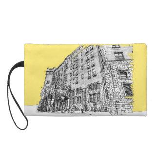 Thaye Hotel in yellow Wristlets