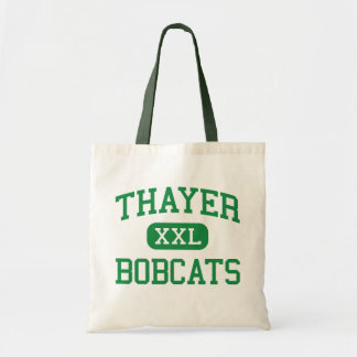 Thayer - Bobcats - High School - Thayer Missouri Budget Tote Bag