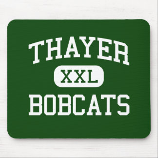 Thayer - Bobcats - High School - Thayer Missouri Mouse Pad