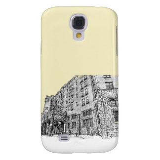 Thayer Hotel cream ivory Galaxy S4 Case