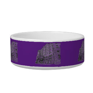 Thayer ink in purple bowl