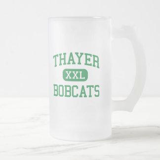 Thayer - linces - High School secundaria - Thayer  Taza De Café
