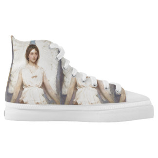 Thayer's Angel art shoes