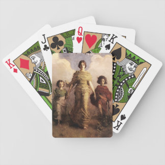 Thayer's Virgin playing cards