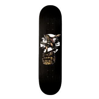 THC Net Worth Diver Skateboard