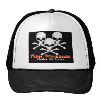 the3mateys, Three Buccaneers, Three Buccaneers,... Trucker Hat
