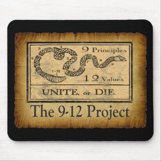the912project.com une o muere cojín de ratón tapetes de ratón