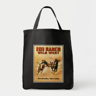 The 101 Ranch Canvas Bags