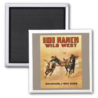The 101 Ranch Magnet