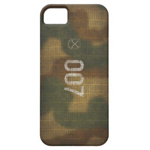 The 101st heavy tank battalion Michael Bittman iPhone 5/5S Case