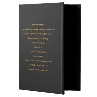 The 10 Commandments iPad Air Case