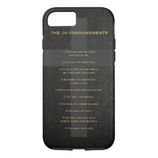The 10 Commandments iPhone 7 Case