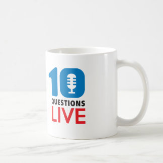 The 10 Questions LIVE Coffee Mug
