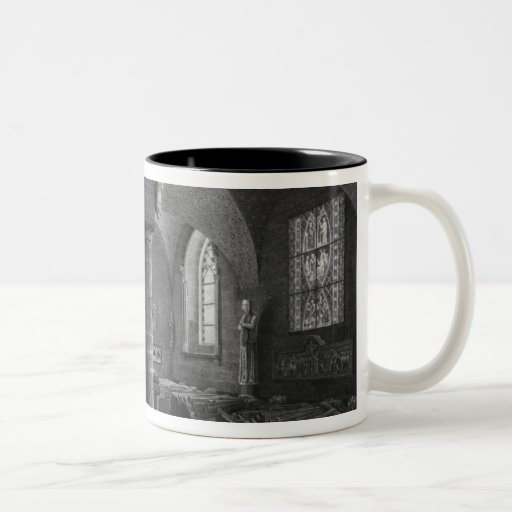 The 13th century room, Musee des Monuments Mugs