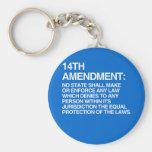 THE 14TH AMENDMENT KEY CHAIN