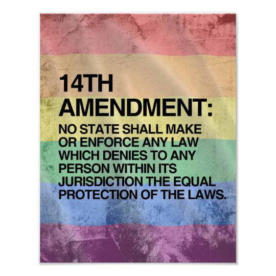 the fourteenth amendment essay This essay has been submitted by a law student this is not an example of the work written by our professional essay writers goal of the fourteenth amendment the fourteenth amendment was added in 1868 as one of the longest amendments to the constitution.