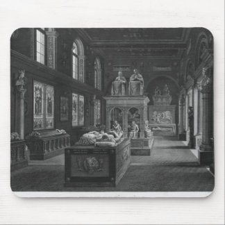 The 15th century room, Musee des Monuments Mouse Pad
