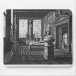 The 16th century room, Musee des Monuments Mouse Pad