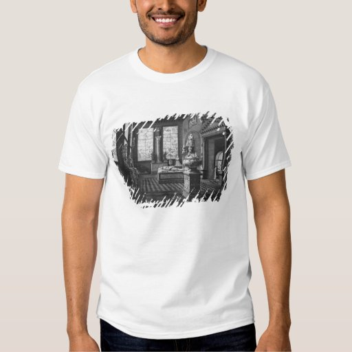 The 16th century room, Musee des Monuments T-shirt