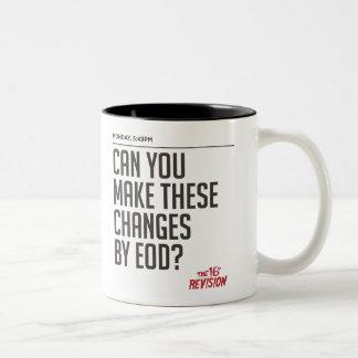 The 16th Revision - Monday Mug