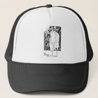 The 1929 Girl must be Tanned Trucker Hat